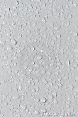 Water on tile