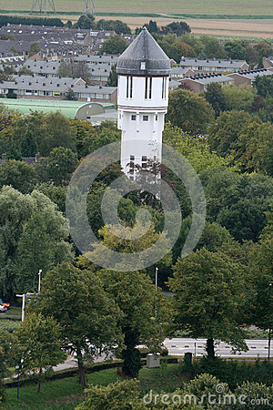 Free Water-tower Of Brielle Stock Images - 88202914