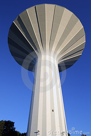 Water Tower, Orebro