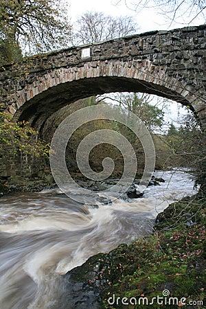 Water under the bridge.