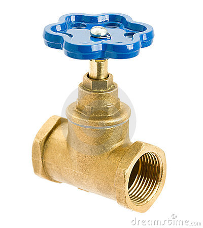 Free Water Valve Stock Photography - 18089112