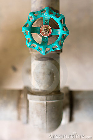 Free Water Valve Royalty Free Stock Images - 18182739