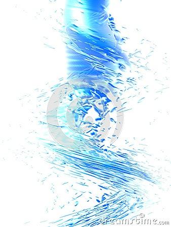 Free Water Vortex Stock Image - 3699521