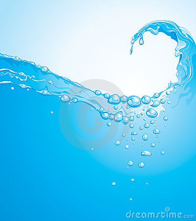 Free Water Wave Stock Photography - 13857002