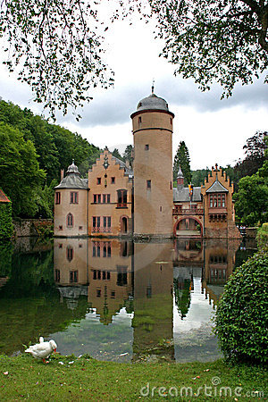 Watercastle Mespelbrunn