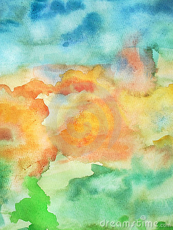 Free Watercolor 01 Royalty Free Stock Image - 3407706