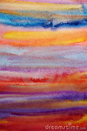 Free Watercolor Bright Handpainted Art Background Royalty Free Stock Images - 18272549