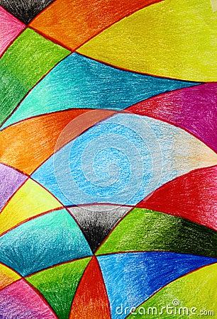 Watercolor Crayo