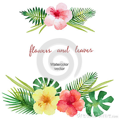 Free Watercolor Round Frame Royalty Free Stock Image - 55765506