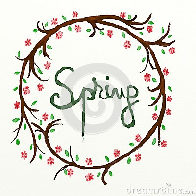 essay about spring time