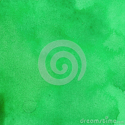 Free Watercolor Texture Rich Green Emerald Mint Color. Watercolor Abstract Background Stock Images - 78540634