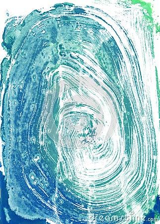 Free Watercolour Monoprint Stock Photos - 699193