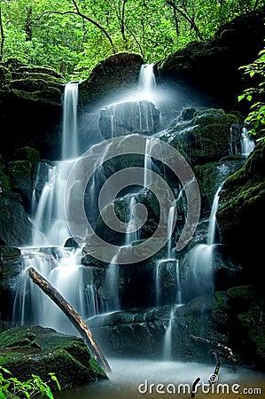 Free Waterfall Royalty Free Stock Photos - 17901358