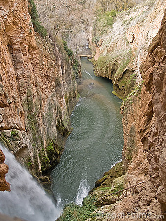 Free Waterfall Royalty Free Stock Photo - 2885525