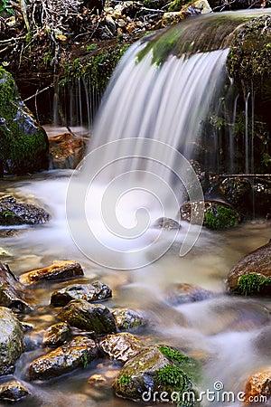 Free Waterfall Stock Image - 5399421