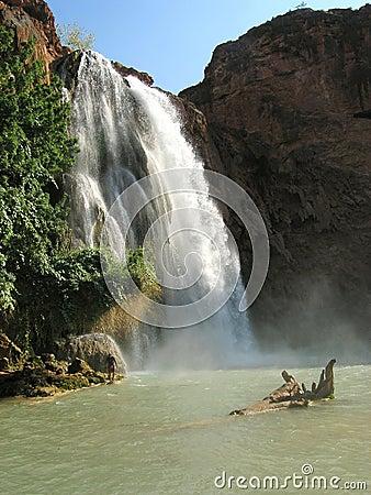 Waterfall, Arizona