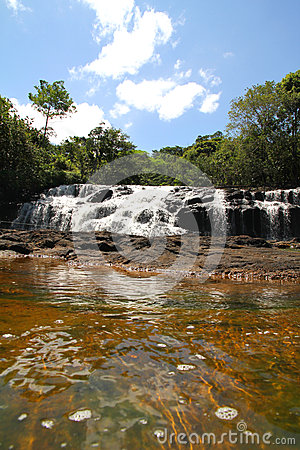 Waterfall in Bahia