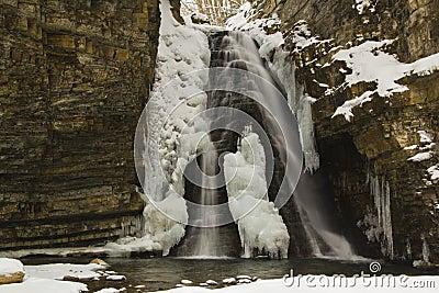Waterfall Buhtiveckiy