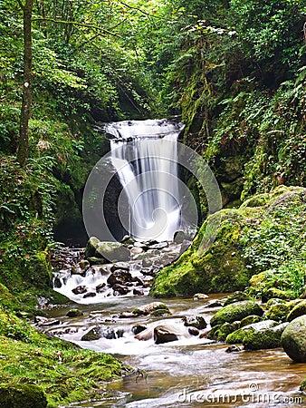 Waterfall, Germany