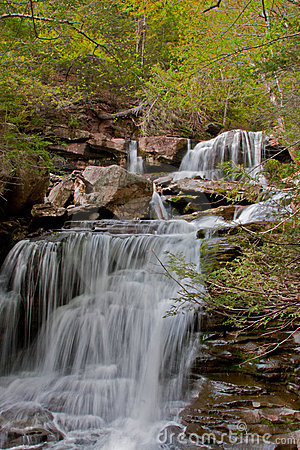 Waterfall at Kaaterskill