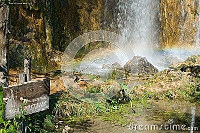 Waterfall Mali prstavac