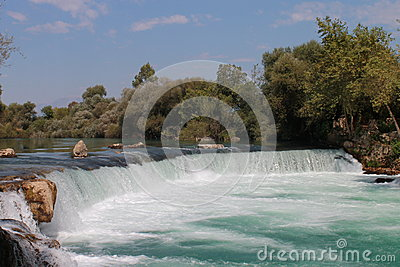 Waterfall of Manavgat