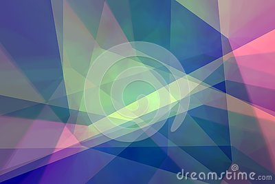 Colorful abstract background. illustration for design Cartoon Illustration