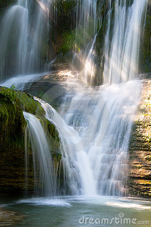 Waterfall of Peñaladros