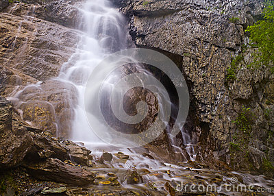 Altai: Waterfall rocks