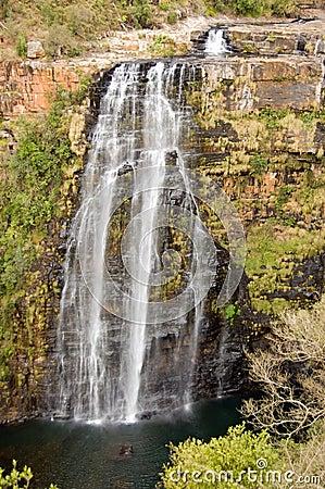 Waterfall Scenic Landscape