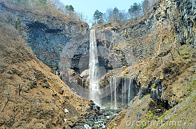 Waterfall in Tochigi