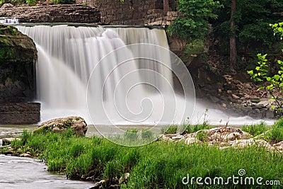 Waterfalll Whitewater