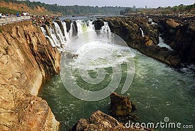 Waterfalls Editorial Stock Photo