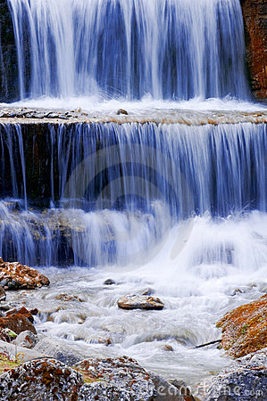 Free Waterfalls Royalty Free Stock Photography - 4901367