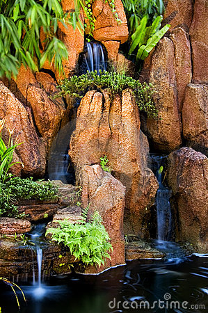 Free Waterfalls Royalty Free Stock Photography - 5660177