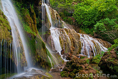 Waterfalls Krushuna