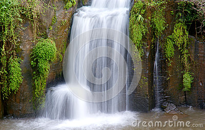 Waterfalls Nature Landscape