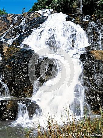 Waterfalls in Swaziland
