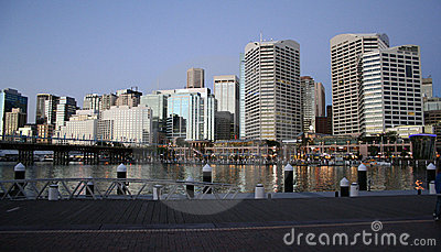 Darling Harbour, Sydney, Australia