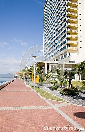 Waterfront development port of spain trinidad