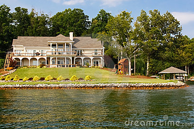 Waterfront Mansion Boat House, Play Set
