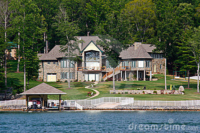 Waterfront Mansion with Pool, Boat, Jet Skis