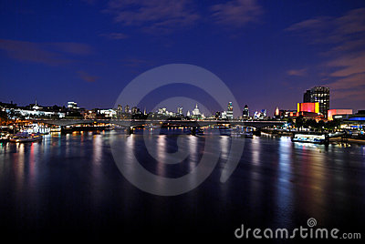 Waterloo Bridge, London - 1