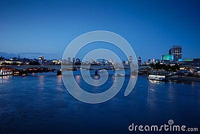 Waterloo Bridge, London - 2
