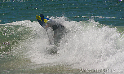 Waterman Challenge - Kayaksurf Editorial Photography