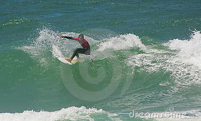 Waterman Challenge - Surf -  Marcelo Martins Editorial Stock Photo