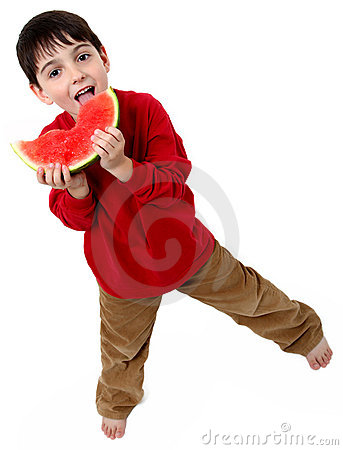 Watermelon Boy