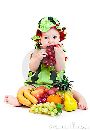Watermelon Boy Stock Images - Image: 21891564