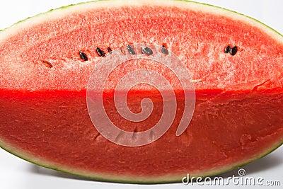 Watermelon bright red
