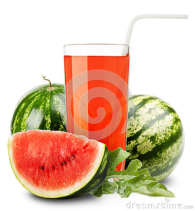 Free Watermelon Juice Royalty Free Stock Images - 28166919